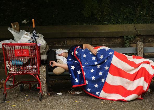78 triệu dân tại nền kinh tế số 1 thế giới đang phải chật vật kiếm sống từng ngày - Ảnh 3.