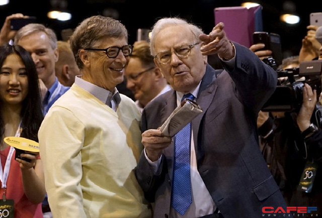 Trong suốt hơn 25 năm tình bạn, đây là bốn điều giá trị nhất Bill Gates học được từ tỷ phú Warren Buffett - Ảnh 1.