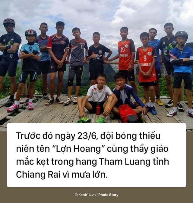 Những khó khăn chồng chất trong suốt nửa tháng giải cứu đội bóng Thái Lan - Ảnh 3.