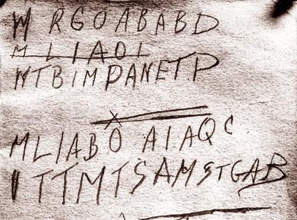 10 mật mã bí ẩn nhất trong lịch sử: Có 1 cái được đặt ngay trước cổng trụ sở CIA để thách thức thiên hạ - Ảnh 5.