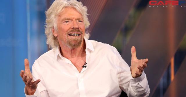 Chiêm nghiệm đắt giá của tỷ phú Richard Branson: Cơ hội thành công ít hay nhiều, tất cả đều phụ thuộc vào suy nghĩ của bản thân bạn! - Ảnh 1.