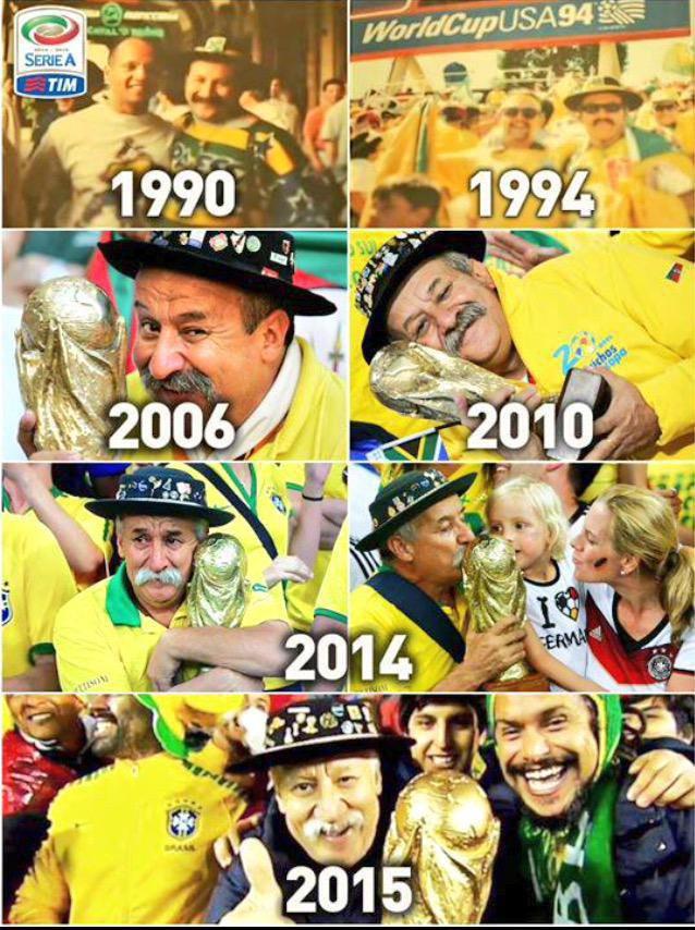 đầu tư giá trị - photo 2 15311326618311012969683 - Bức ảnh chứa đựng câu chuyện xúc động về người đàn ông cầm cúp đi cổ vũ World Cup suốt gần nửa cuộc đời