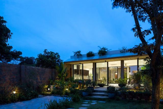 """Cận cảnh căn nhà cấp 4 """"đẹp hơn biệt thự"""" ở ngoại thành Hà Nội được báo Tây khen ngợi - Ảnh 14."""