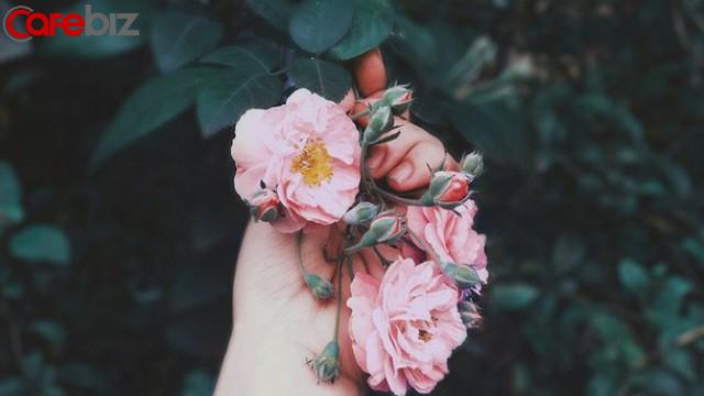 Bạn ôm một bó hồng, người ta chỉ ngưỡng mộ hoặc chê bai hoa hồng đẹp xấu, chẳng ai quan tâm tay bạn gai đâm rướm máu - Ảnh 2.