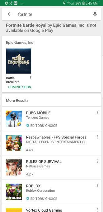 """Google """"bốc hơi"""" 50 triệu USD vì Fortnite không ra mắt trên Play Store - Ảnh 3."""