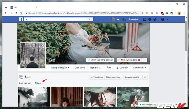 đầu tư giá trị - photo 4 15340546509051197084432 - Những cách giúp xóa nhanh và triệt để tất cả hình ảnh và status đã đăng trên Facebook mà không sợ mất tài khoản