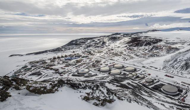 """Công việc của những người làm ở Nam Cực: vắng vẻ mà chẳng bình yên, có dự báo thời tiết """"sai"""" nhất thế giới - Ảnh 2."""