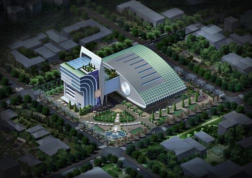 """Tp.HCM kiến nghị """"đổi"""" 3 khu đất vàng để xây Trung tâm thể thao gần 2.000 tỷ đồng - Ảnh 1."""