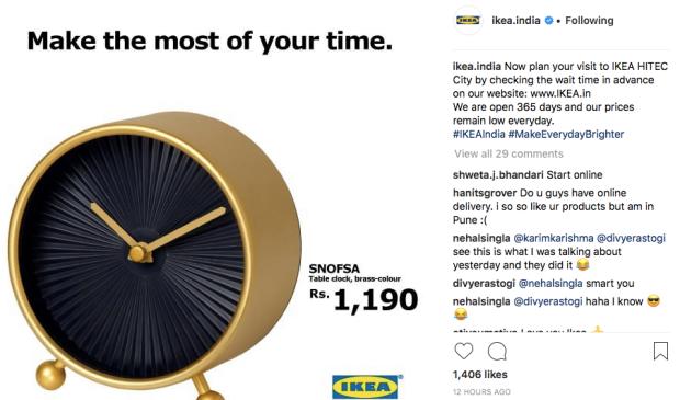 """đầu tư giá trị - photo 1 15344706419971000323388 - Quảng cáo quá thành công, IKEA phải ra thông báo """"đuổi khách"""" trong tuần đầu khai trương cửa hàng tại Ấn Độ"""