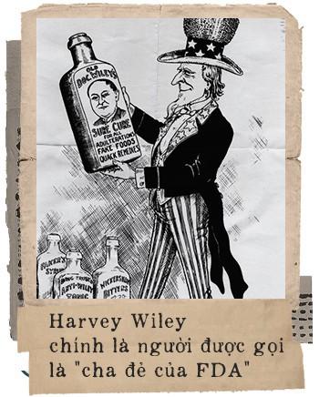 Hơn 100 năm trước, người Mỹ giải quyết vấn nạn thực phẩm bẩn, giả và ngâm hóa chất thế nào? - Ảnh 19.