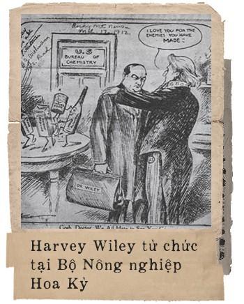 Hơn 100 năm trước, người Mỹ giải quyết vấn nạn thực phẩm bẩn, giả và ngâm hóa chất thế nào? - Ảnh 21.