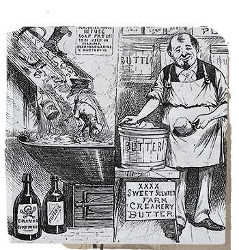Hơn 100 năm trước, người Mỹ giải quyết vấn nạn thực phẩm bẩn, giả và ngâm hóa chất thế nào? - Ảnh 6.