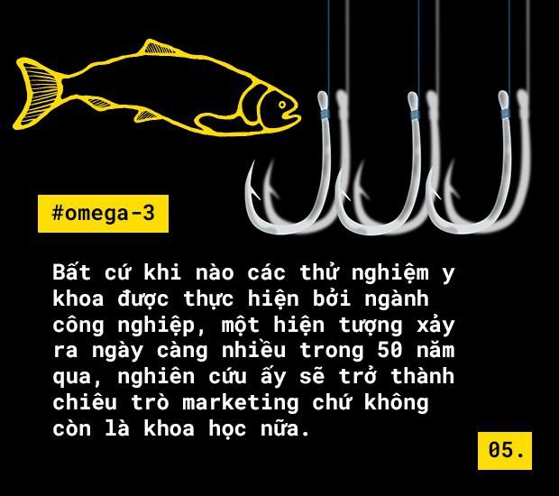 Tôi sẽ không uống dầu cá nữa, sau khi biết sự thật phía sau ngành công nghiệp này - Ảnh 3.