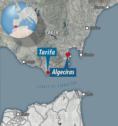 Ảnh: Cuộc sống vạ vật của hàng trăm người tị nạn ở Tây Ban Nha - Ảnh 4.