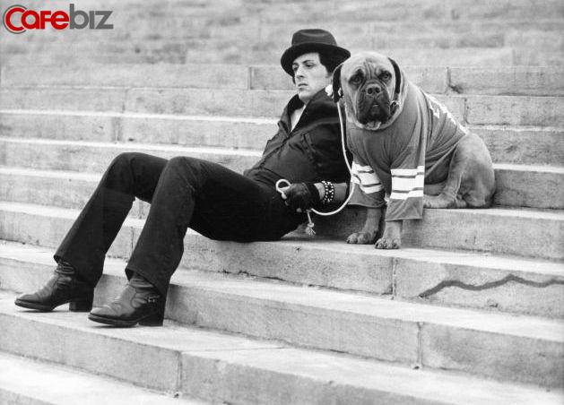 Câu chuyện ước mơ của Lão Hạc Hollywood: Từ kẻ vô gia cư, nghèo đói, phải bán chó đến ngôi sao điện ảnh Mỹ nổi tiếng và thành công bậc nhất - Ảnh 3.
