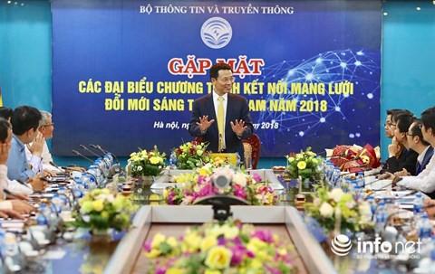 Quyền Bộ trưởng TT&TT: Doanh nghiệp Việt Nam sẵn sàng trả lương cao hơn Mỹ  - Ảnh 1.
