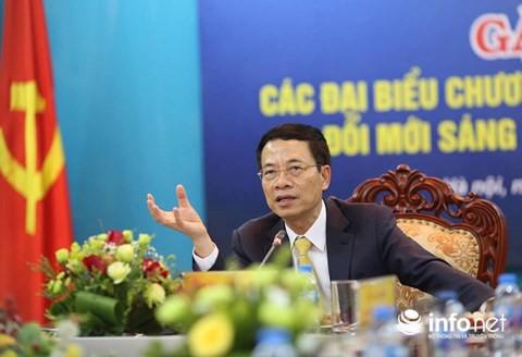 Quyền Bộ trưởng TT&TT: Doanh nghiệp Việt Nam sẵn sàng trả lương cao hơn Mỹ  - Ảnh 3.