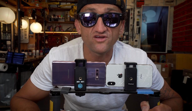 YouTuber nổi tiếng làm video chứng minh Galaxy Note9 quay phim, chụp ảnh ngon hơn
