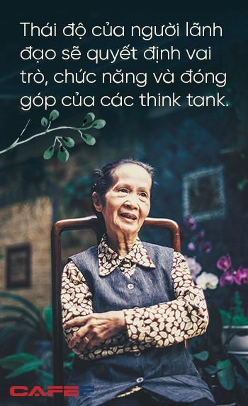 Những câu chuyện thú vị về một think tank đặc biệt ở Việt Nam - Ảnh 1.