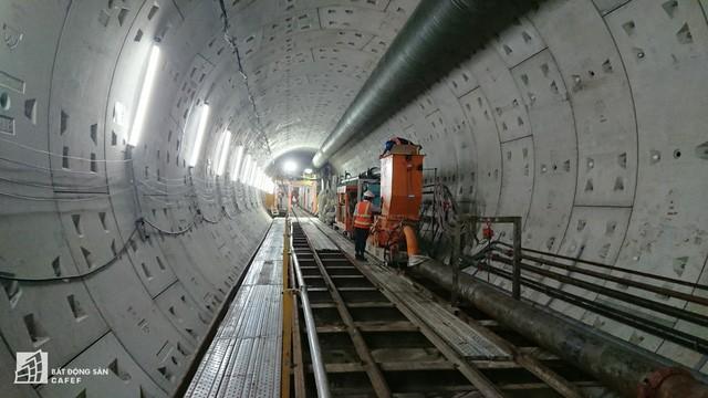 """Metro tỷ USD ở Việt Nam dùng công nghệ đào hầm, """"chinh phục"""" lòng đất như thế nào?  - Ảnh 2."""