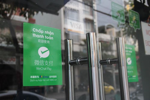 Rủi ro lớn khi cửa hàng Việt thanh toán bằng ví điện tử Trung Quốc - Ảnh 1.