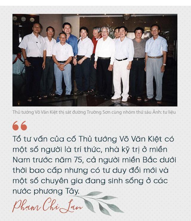 Những câu chuyện thú vị về một think tank đặc biệt ở Việt Nam - Ảnh 3.