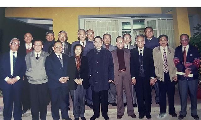 Những câu chuyện thú vị về một think tank đặc biệt ở Việt Nam - Ảnh 6.