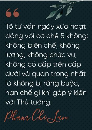 Những câu chuyện thú vị về một think tank đặc biệt ở Việt Nam - Ảnh 7.