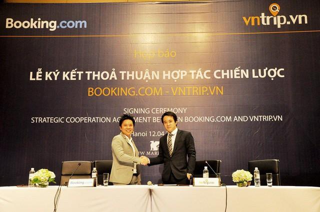 """Thua lỗ trăm tỷ sau 2 năm hoạt động, Vntrip.vn vẫn được """"cá mập"""" định giá 45 triệu USD  - Ảnh 1."""