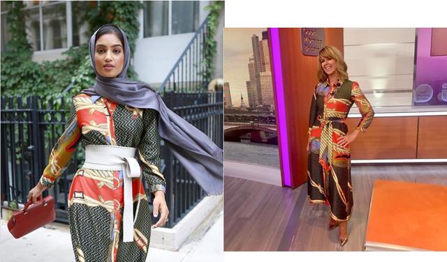 """Chiếc váy """"triệu phú"""" của Zara - Ảnh 2."""