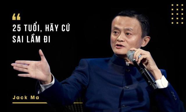 9 lời khuyên chí lý, càng ngẫm càng hay của Jack Ma gửi đến người trẻ tuổi: Đọc và suy nghĩ để định hướng bản thân trên con đường sự nghiệp lắm chông gai - Ảnh 4.