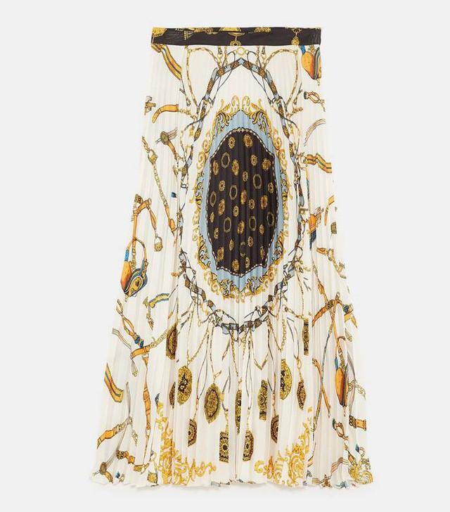 """Chiếc váy """"triệu phú"""" của Zara - Ảnh 4."""