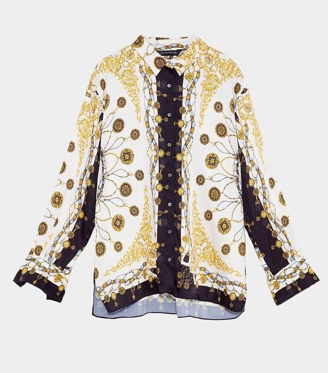"""Chiếc váy """"triệu phú"""" của Zara - Ảnh 5."""