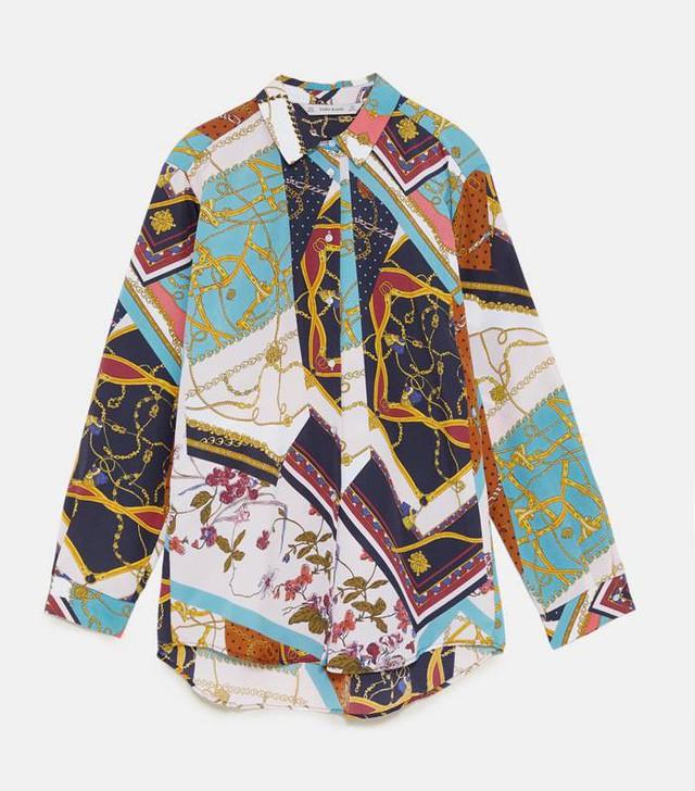 """Chiếc váy """"triệu phú"""" của Zara - Ảnh 6."""