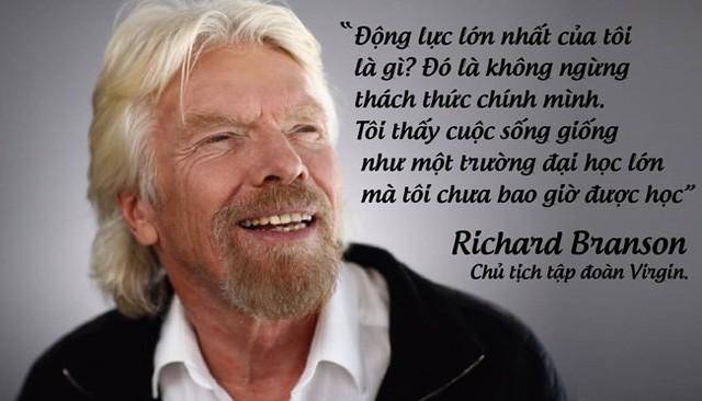 3 lời khuyên của tỷ phú Richard Branson dành cho những người khởi nghiệp: Đơn giản nhưng đắt giá, thực hiện đúng sẽ gặt hái được thành công - Ảnh 1.