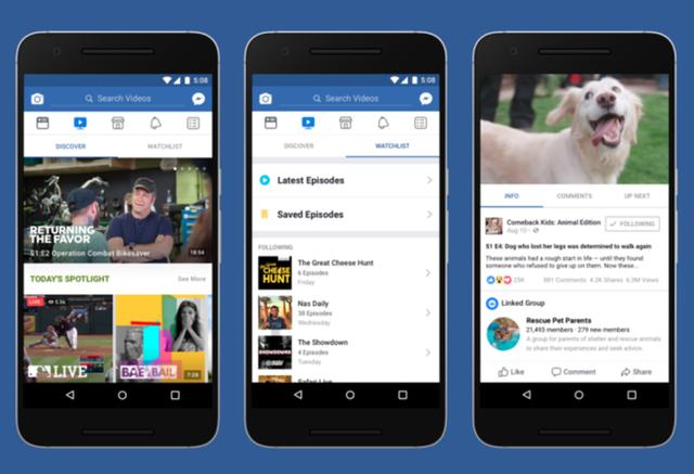 đầu tư giá trị - photo 1 15352509989091721818184 - Facebook vừa ra mắt nút mới: công khai tuyên chiến với YouTube, nhưng người dùng vẫn chưa hiểu cách sử dụng