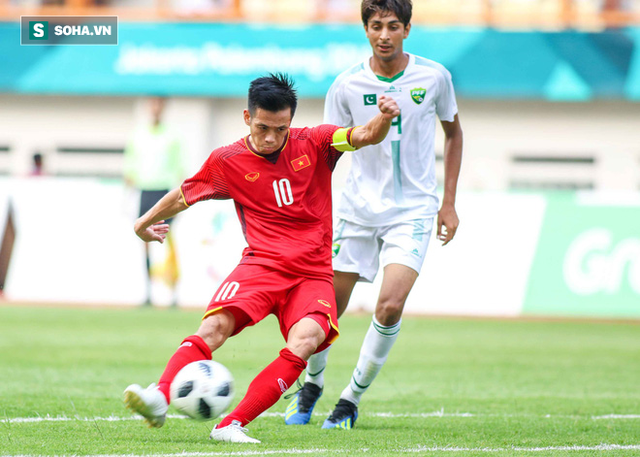Bị bắt bài, HLV Park Hang-seo sẽ dụng cây Phương Thiên họa kích để đả bại U23 Syria?  - Ảnh 2.