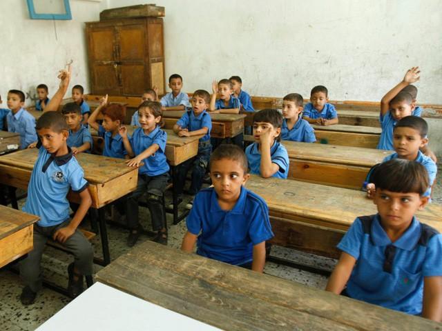 Ngày đầu tiên đi học của trẻ em trên khắp thế giới diễn ra như thế nào? - Ảnh 3.