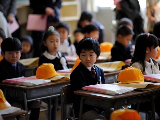 Ngày đầu tiên đi học của trẻ em trên khắp thế giới diễn ra như thế nào? - Ảnh 5.