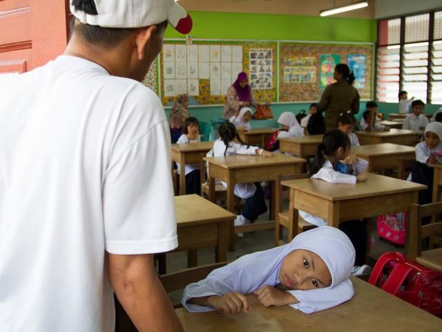 Ngày đầu tiên đi học của trẻ em trên khắp thế giới diễn ra như thế nào? - Ảnh 6.