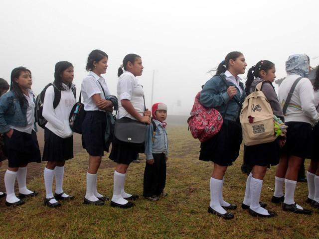 Ngày đầu tiên đi học của trẻ em trên khắp thế giới diễn ra như thế nào? - Ảnh 7.