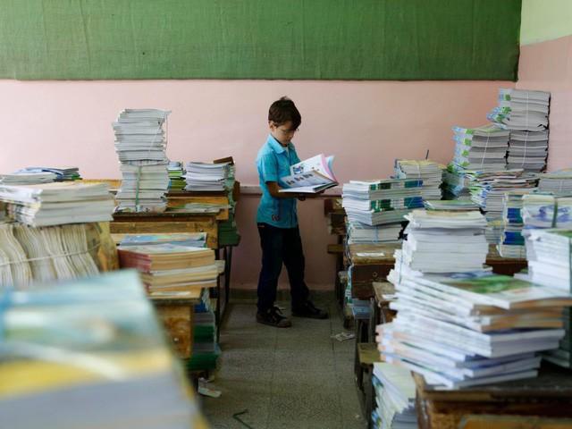 Ngày đầu tiên đi học của trẻ em trên khắp thế giới diễn ra như thế nào? - Ảnh 9.