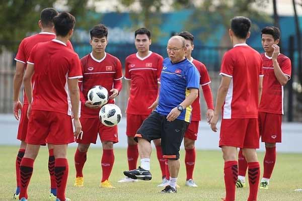 Trận bán kết ASIAD 2018 Việt Nam - Hàn Quốc 16h chiều nay: Thầy trò ông Park Hang-seo hướng tới tấm vé chung kết! - Ảnh 1.