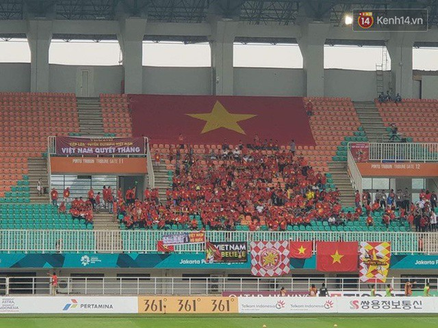 đầu tư giá trị - photo 106 1535548010128786309724 - CĐV bần thần trước thất bại của Olympic Việt Nam, nhưng vẫn tự hào vì những gì các cầu thủ đã làm được
