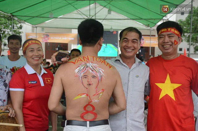 đầu tư giá trị - photo 119 1535548010145724956735 - CĐV bần thần trước thất bại của Olympic Việt Nam, nhưng vẫn tự hào vì những gì các cầu thủ đã làm được