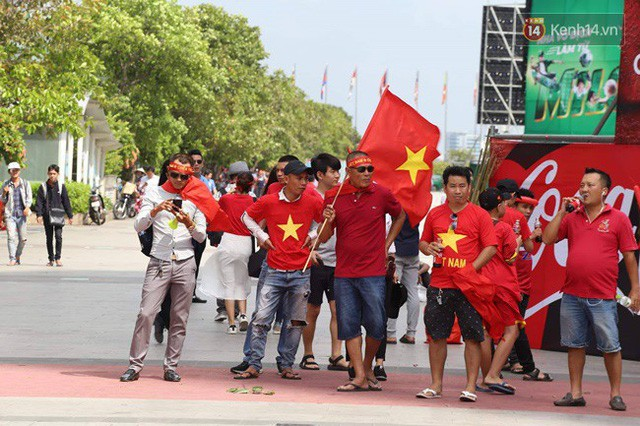 đầu tư giá trị - photo 130 15355480101582133355317 - CĐV bần thần trước thất bại của Olympic Việt Nam, nhưng vẫn tự hào vì những gì các cầu thủ đã làm được
