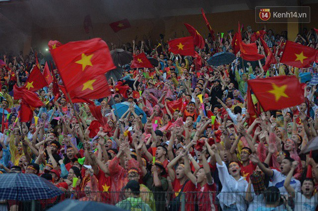 đầu tư giá trị - photo 16 15355480100231557400144 - CĐV bần thần trước thất bại của Olympic Việt Nam, nhưng vẫn tự hào vì những gì các cầu thủ đã làm được