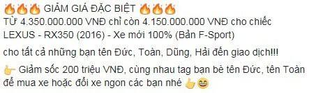 Ăn theo U23 Việt Nam, phân khúc công nghệ, xe hơi đua khuyến mãi cho người tên Toàn, Đức, Dũng, Hải - Ảnh 4.