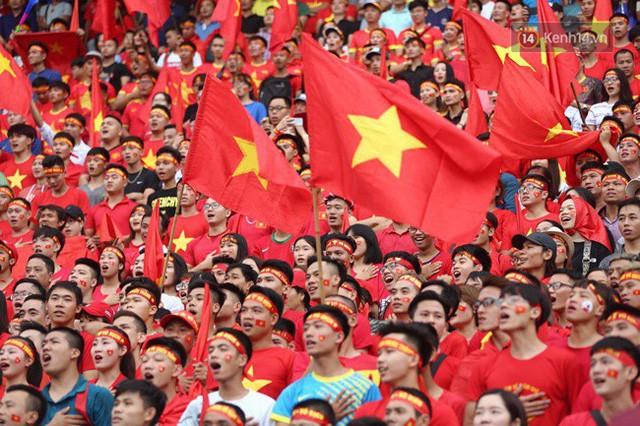đầu tư giá trị - photo 85 1535548010097619308776 - CĐV bần thần trước thất bại của Olympic Việt Nam, nhưng vẫn tự hào vì những gì các cầu thủ đã làm được