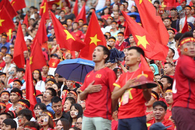 đầu tư giá trị - photo 86 15355480101011688464978 - CĐV bần thần trước thất bại của Olympic Việt Nam, nhưng vẫn tự hào vì những gì các cầu thủ đã làm được